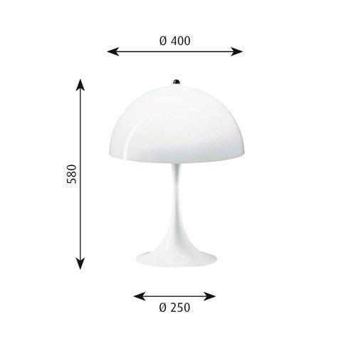 パンテラ テーブル  | ルイスポールセン 【正規品】