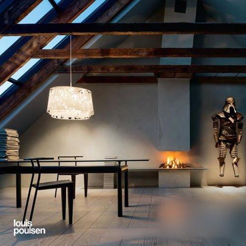 Collage|コラージュ|ペンダント|ルイスポールセン|照明のイメージ