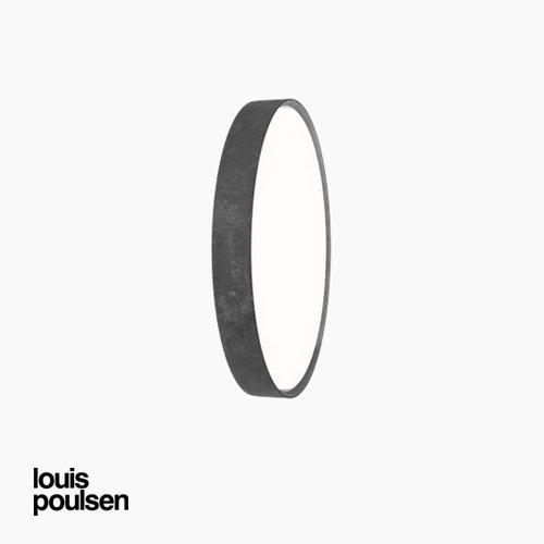 LP サークル 埋込型 450 (レッド) | ルイスポールセン