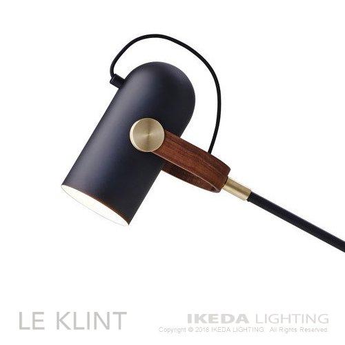 カロネード フロアランプ ブラック   LE KLINT レクリント  -- 受注発注品 --