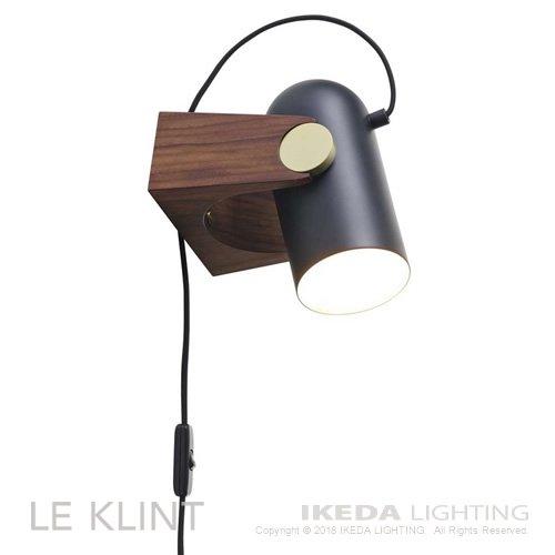 カロネード テーブルランプ ブラック | LE KLINT レクリント