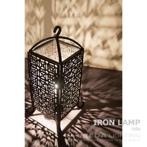 アイアン ランプ 649 | インド | 新洋電気