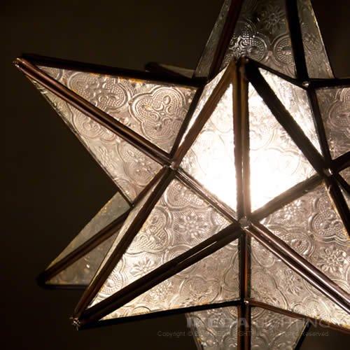 スターペンダント|モロッコ|イケダ照明
