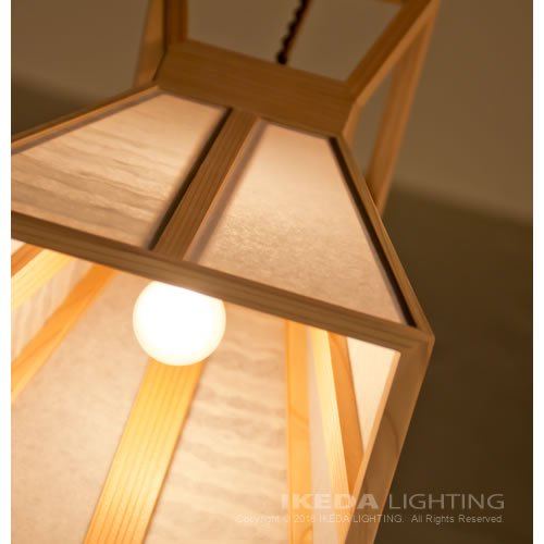行灯|和風照明|新洋電気
