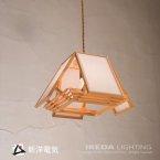 羽 hane S|ペンダント|和風照明|新洋電気