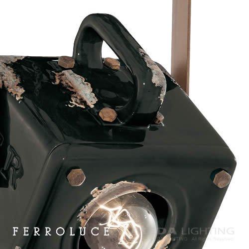 インポートペンダント ブラック | FERROLUCE フェッロルーチェ