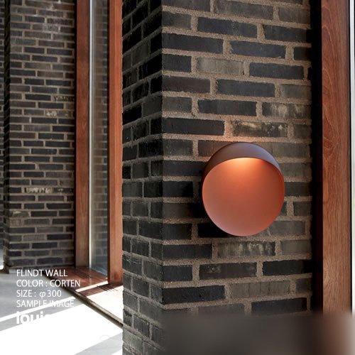 フリントウォール 300 コールテン鋼色 | ルイスポールセン 【正規品】  -- 受注発注品 --