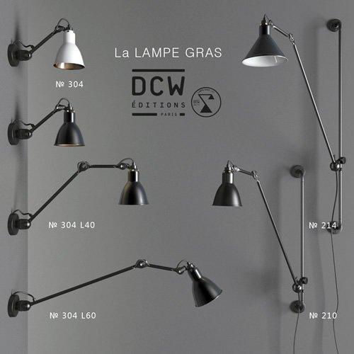 ランぺグラス NO.304 L60 | DCWエディションズ