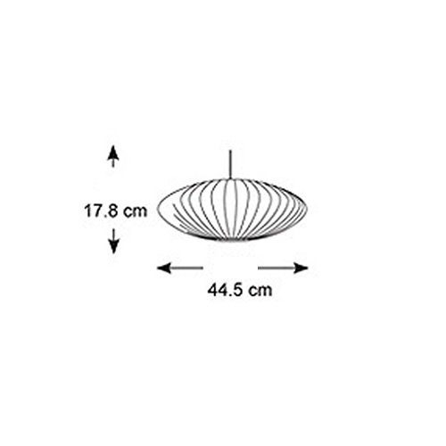 ネルソン ソーサー バブル ペンダント スモール | ハーマンミラー