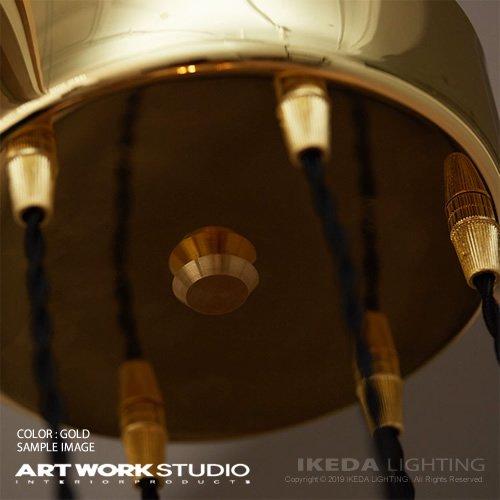 セッションペンダント6 ピンクゴールド | アートワークスタジオ