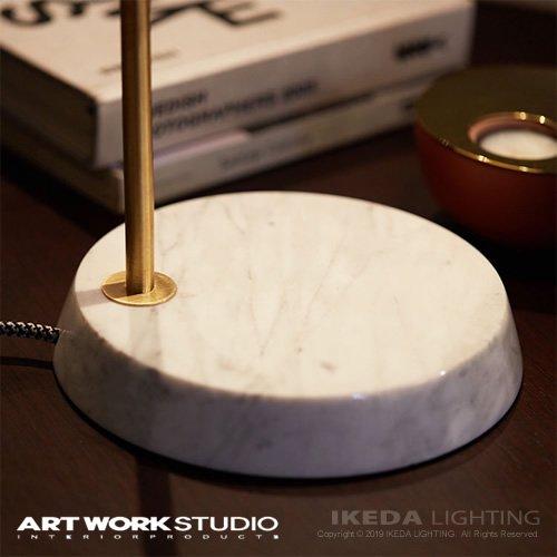 ハバナデスクランプ ホワイト | アートワークスタジオ