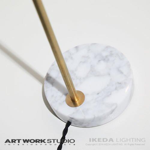 バルセロナデスクランプ ホワイト | アートワークスタジオ