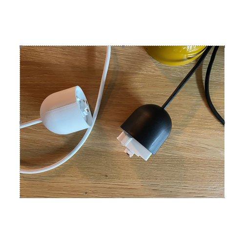 フラワーポット ペンダント(ホワイト) | &TRADITION アンドトラディション