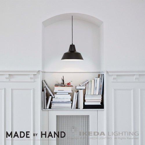 ワークショップランプ ミディアム(ブラック)   MADE BY HAND メイドバイハンド