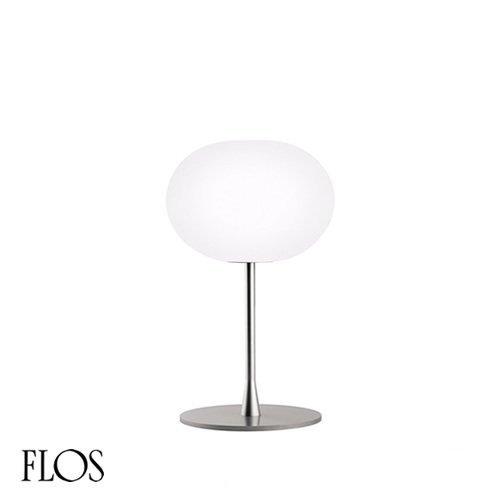 GLO-BALL T1 グローボールT1(シルバー)テーブルランプ | FLOS ...