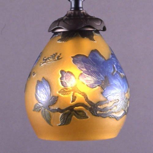 ガレコレクション 1灯ペンダント 木蓮