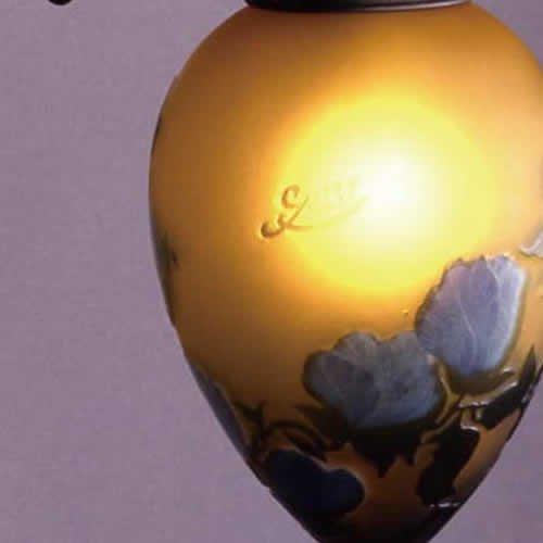 ガレコレクション 1灯ブラケット 木蓮