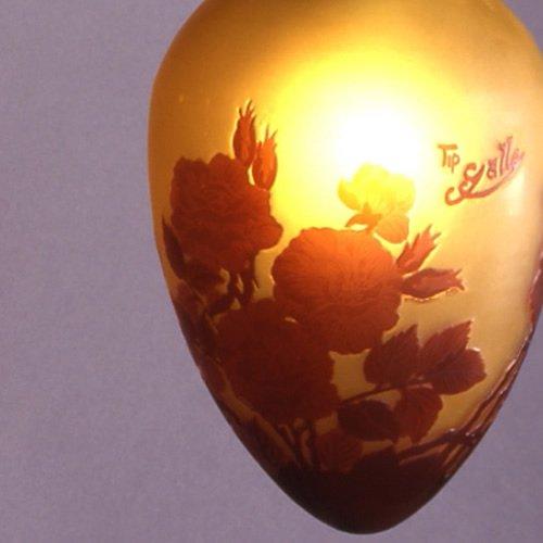 ガレコレクション 1灯ブラケット 薔薇