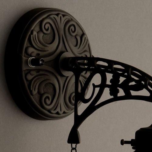 ガレコレクション 1灯ブラケット ブルーグレープ