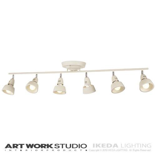 ハーモニー6 リモートシーリングランプ(WH ホワイト) | アートワークスタジオ