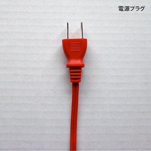 ファクトリークリップ ライト(L)レッド | アートワークスタジオ  【完売 生産終了】