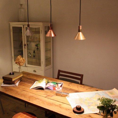 LED エポカ ペンダント(ブロンズ) | ディクラッセ