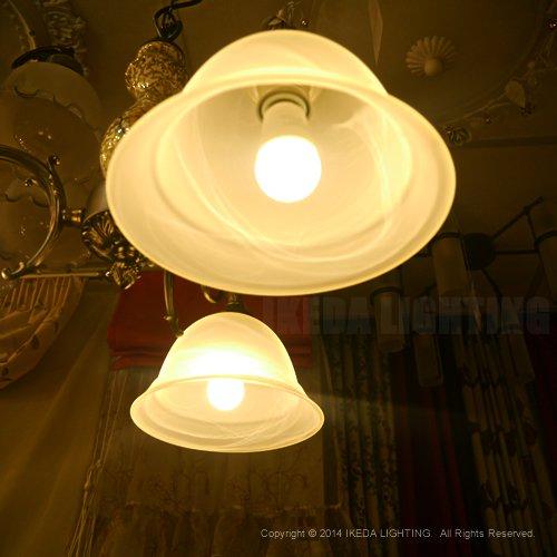 インポートシャンデリア 3灯