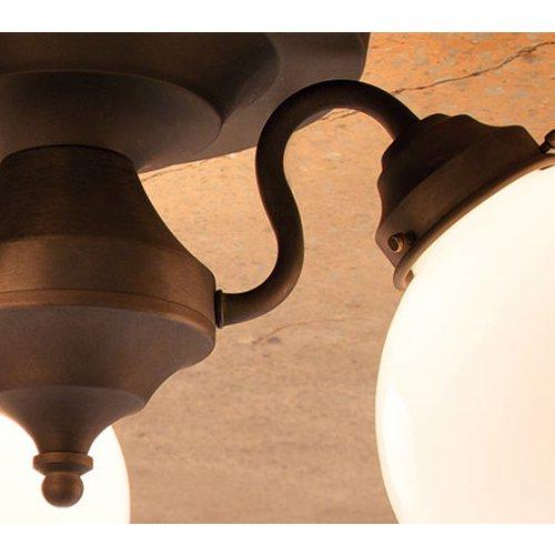 タンゴ シーリング ランプ 5 (WH ホワイト) | アートワークスタジオ