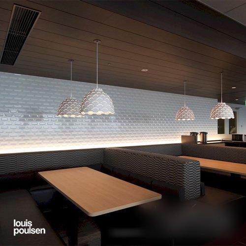 LCシャッターズ(ホワイト) | ルイスポールセン