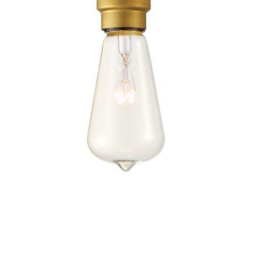 アンティーク電球 E26 60W  (クリア)