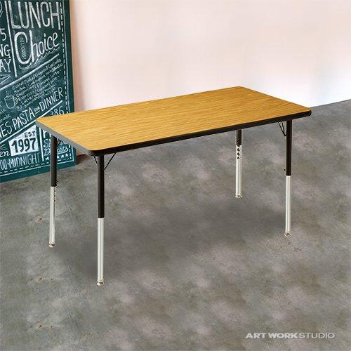 4000 テーブル (S) OK オーク | ヴァルコ / アートワークスタジオ  -- 入荷待ち ご予約受付中!--