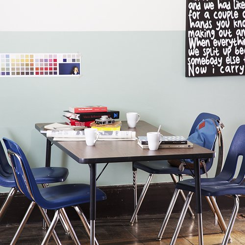 4000 テーブル (L) WN ウォールナット | ヴァルコ / アートワークスタジオ  -- 入荷待ち ご予約受付中 --