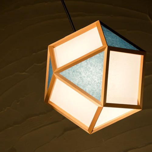 的 mato L (白 × 藍) | 新洋電気
