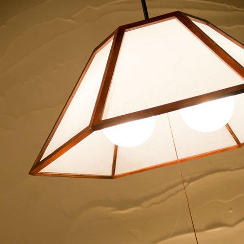 丹 tan S ペンダント 2灯タイプ | 新洋電気