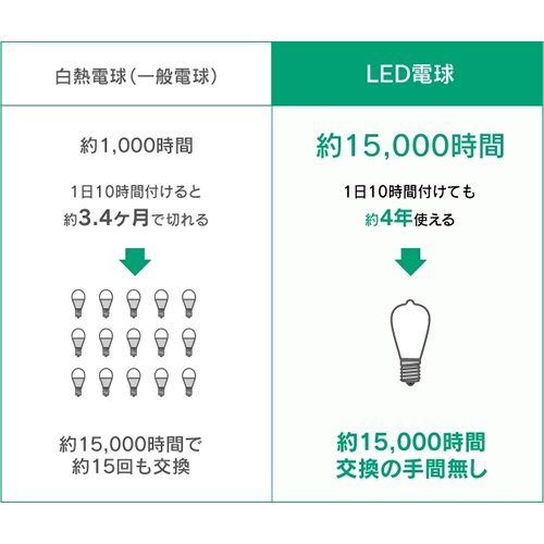 Siphon サイフォン オリジナル LED電球