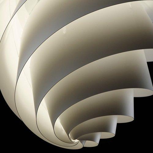 スワール 2 L  ホワイト | LE KLINT レクリント