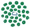 【Boltタイプ】30 Super スモール  プロントテック /  30 Super Small Proton Feet
