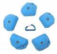 【Bolタイプ】5 XL スティープウォール  ファセット スローパー    /   裸足でも遊びやすいクライミングホールド