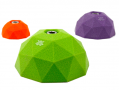 【Boltタイプ】3 ジオドーム クライミングホールド  - 3 Geodesic Domes
