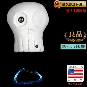 【Boltタイプ】XL スカル /  XL Skull  クライミングホールド