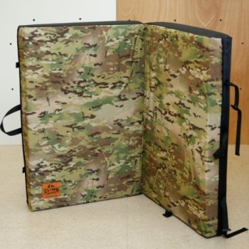 個人宅専用  クライミングマット(Camo) / Bed  (90×120 x  厚さ12cm)