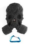 【Boltタイプ】ガスマスク スカル /  Gas Mask Skull クライミングホールド