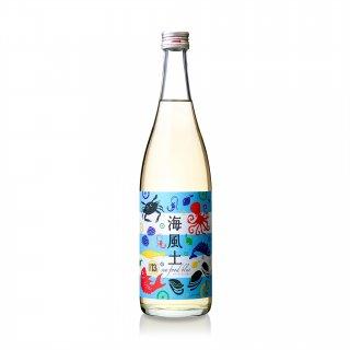 白麹純米酒 海風土(シーフード)ブルー Junmai