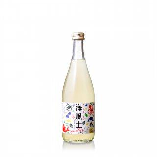 白麹純米酒 スパークリング 海風土(シーフード) Junmai