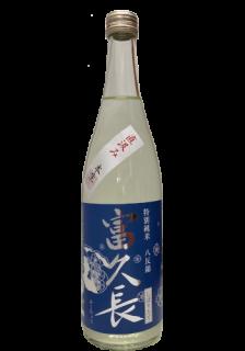 しぼりたて特別純米酒 八反ニシキ Shiboritate Junmai HATTAN-NISHIKI