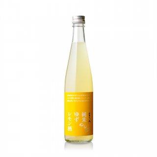 純米ゆずレモン酒<br>Junmai Yuzu & Lemon Liqueur