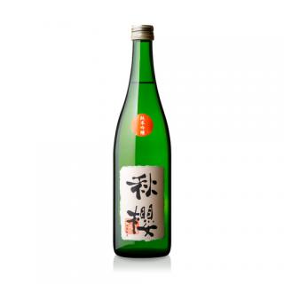 ひやおろし 秋櫻(こすもす)純米吟醸 Hiyaoroshi Junmai Ginjo