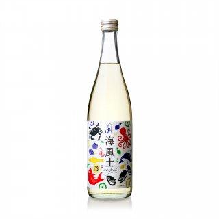 白麹純米酒 海風土(sea food)