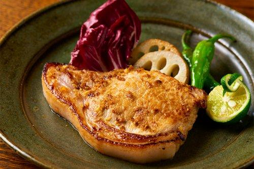 萬惣漬 萬幻豚味噌漬 5枚入(600g)●冷蔵
