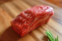 50セット限定 ローストビーフ手作りセット 富士朝霧牛 モモ 500g 冷凍・特製スパイス・簡単レシピ付き